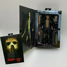 Friday the 13th 2019 Jason Voorhees Action Figure Toy Doll 8""