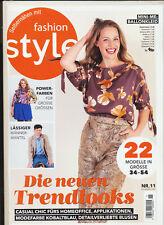 Fashion Style 11 2021 - die neuen Trendlooks