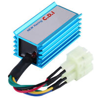 6 Pin Racing AC Ignition CDI Box GY6 ATV Scooter Go Kart Moped 50cc-250cc New SD