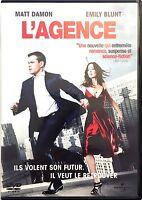 DVD L'agence (EX/M)