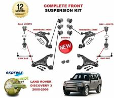 FOR LAND ROVER DISCOVERY 3 FRONT COMPLETE SUSPENSION LINK WISHBONE JOINTS KIT
