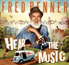 FRED PENNER - HEAR THE MUSIC * NEW CD