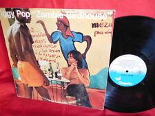 IGGY POP Zombie birdhouse LP 1982 ITALY First Pressing EX+