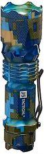 J5 TACTICAL V1 PRO - BLUE AQUA - TACTICAL FLASHLIGHT 300 Lumens