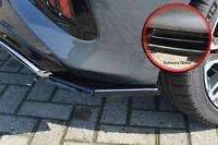 Heckansatz Spoilerecken Seitenteile ABS für Kia Ceed GT ProCeed GT Schwarz Glanz