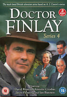 DR DOCTOR FINLAY SERIES 4 STARRING DAVID RINTOUL, JASON FLEMYNG - 3 DVD BOX SET