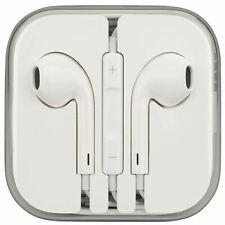 Genuino Apple MD827 IPHONE 6/6S 6S Plus Se 5S 5C 5 Auriculares Manos Libres