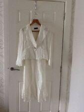 Linen Dress Suits & Tailoring Regular Size Women's 2 Piece