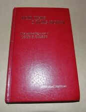 For This I Was Born -  Story of Louis T. Talbot SIGNED Memorial Edition !