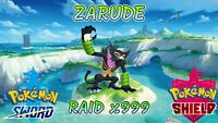 Zarude Scarf (Dada) - Raid! x999 Items! ⚔ Pokemon Sword and Shield 🛡️