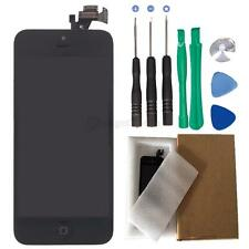 Touch Digitizer Screen LCD Display with Button for iPhone 5 US Black Model A1429