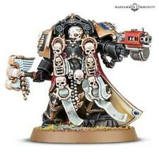 Limited Edition Chaplain In Terminator Armour - Warhammer 40k