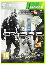 CRYSIS 2 II GAME CLASSICS EDITION XBOX 360 GAME