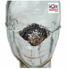 Nose Warmer. Owl British Wool. FREE P&P Secret Santa, Design Registered