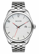 Nixon A418 100 Women's Bullet White Watch