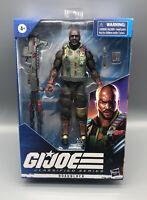 Hasbro G.I. Joe Classified Series Roadblock Action Figure 01 Collectible Premium