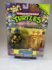 Teenage Mutant Ninja Turtles Playmates Classic Collection Leonardo Figure TMNT!!