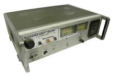 ROD-L ELECTRONICS HIPOT TESTER MODEL M100AVS5-15-60 - SOLD AS IS