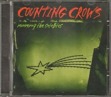 COUNTING CROWS Recovering The Satellites CD 14 track BOOKLET 20 page