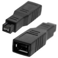 ADATTATORE FIREWIRE 800 400 9-6 pin M/F per Macbook Pro DV 1394