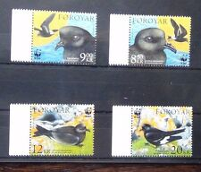 Faroe Islands 2005 Petrels set MNH