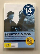 Steptoe And Son : Complete Series 2 (DVD, 2006) Region 4 - NEW & SEALED