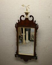 Antique 19th Century Decorative American Federal Mirror