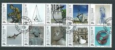 ISLE OF MAN 2015 BRIAN KNEALE RA SET 10 FINE USED