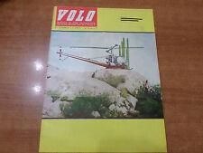 VOLO n.9 del 1961 Mensile di vita aeronautica Aero Club Italia