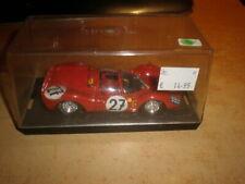 Brumm 1/43 R158 Ferrari 330 P3 1966 Spider Le Mans Ginther-Rodriguez     MIB