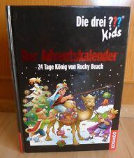 Die drei Fragezeichen ??? Kids Adventskalender 24 Tage König von Rocky Beach !!