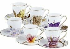 Royal Copenhagen set tazza e piattino da caffe da 6 pezzi 1017534