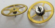 Rolex 3035 watch movement part train wheel 5012 + 5013