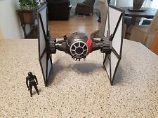 "Star Wars Force desperta Primeira Ordem Stormtrooper 3.75/"" Solto 2015 Assault Walker"