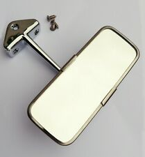 Austin / BMC Classic Mini Stainless Steel & Chrome Interior Rear View Mirror