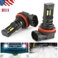 H11 H8 LED 160W Headlight Kit 6500K White Car Truck Fog Lights Driving Bulb Lamp