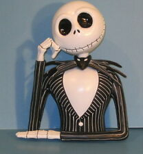 NIGHTMARE BEFORE CHRISTMAS - Jack Skellington  Bust Bank