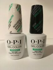 OPI Gel Color ProHeath Top & Base Coat *Free Shipping*