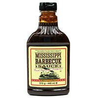"Mississippi - Barbecue Sauce ""Sweet'n Spicy"" 510 g (440ml) - BBQ Barbeque Soße"