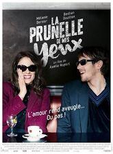 Affiche Pliée 120x160cm LA PRUNELLE DE MES YEUX (2016) Bernier, Bouillon NEUVE