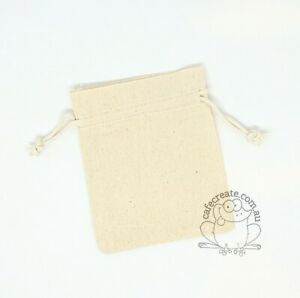 Calico Bags Drawstring 30 pack - Small