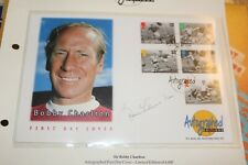 More details for signed 1st day cover bobby charlton manchester united ltd edition 4000