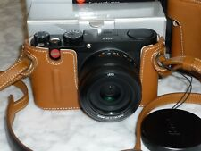 LEICA X Type 113 compact avec objectif Summilux 35mm