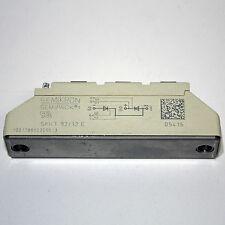 Semikron semipack Thyristor modulo SKKT 92/12 e