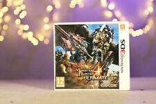 Nintendo 3DS GAME - MONSTER HUNTER ULTIMATE 4 - EU