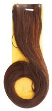 Secret Extensions Medium Red Brown Hair Accessory Instant Hair Extensions