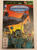 Batman Incorporated #7 F Vol 2 New 52 1st Print DC