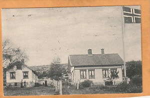 Fredrikstad  Norway 1911 Postcard