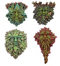 Nemesis Now Wall Plaques Garden Decor Tree Spirit Man Of The Forest Wicca Pagan