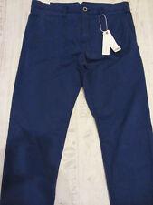 ESPRIT HERREN JEANS HOSE SLIM FIT W34/L32 NEU gerades Bein blau Baumwolle